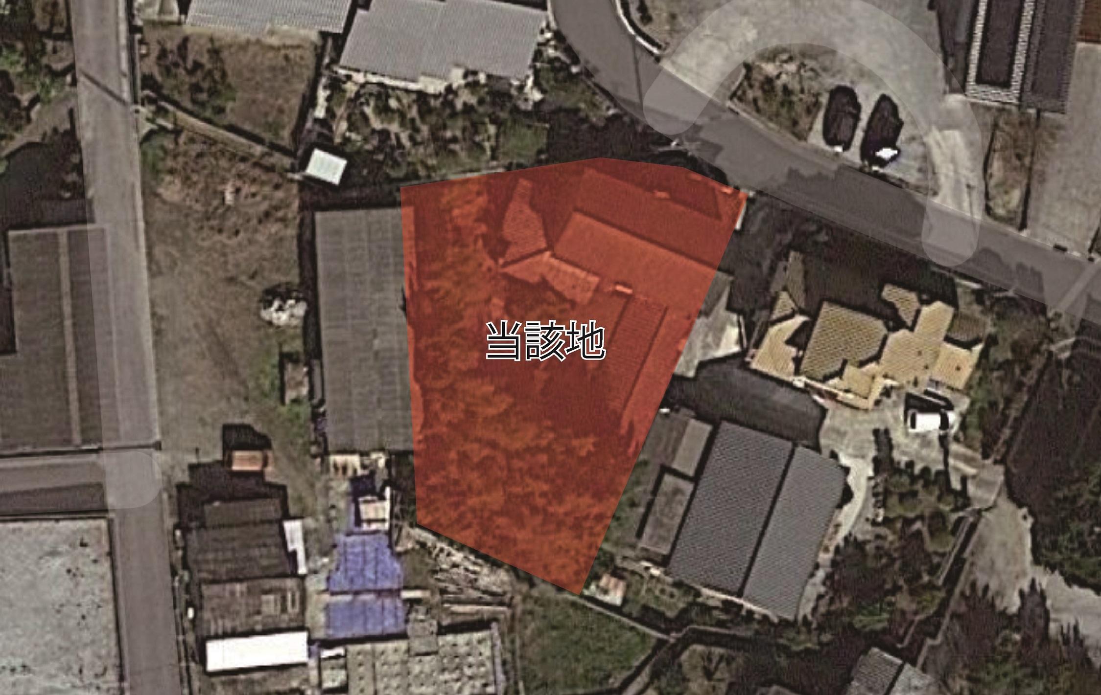 敷地広々170坪!住宅用地はもちろん、資材置き場や会社・事務所等にも!