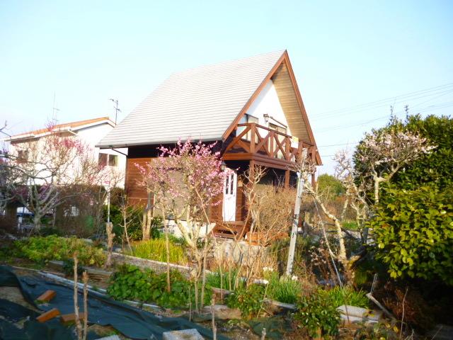家庭菜園もできるセカンドハウスにオススメ!