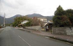 福智山麓にたたずむ自然豊かな立地